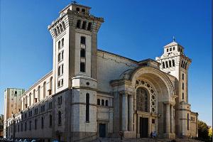 Basílica de Sacre Coeur en Grenoble