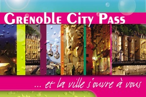 Tarjeta ahorro Grenoble City Pass