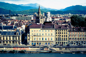 Visitar Grenoble en 24 horas