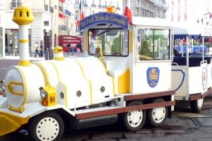 Tren turístico - Petit Train - Grenoble